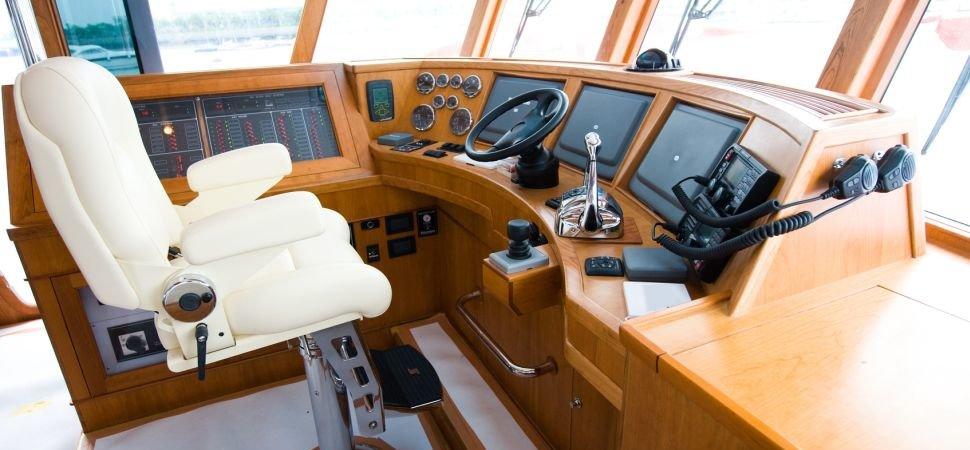 Hesse am nagement int rieur de bateaux for Bateau de luxe interieur