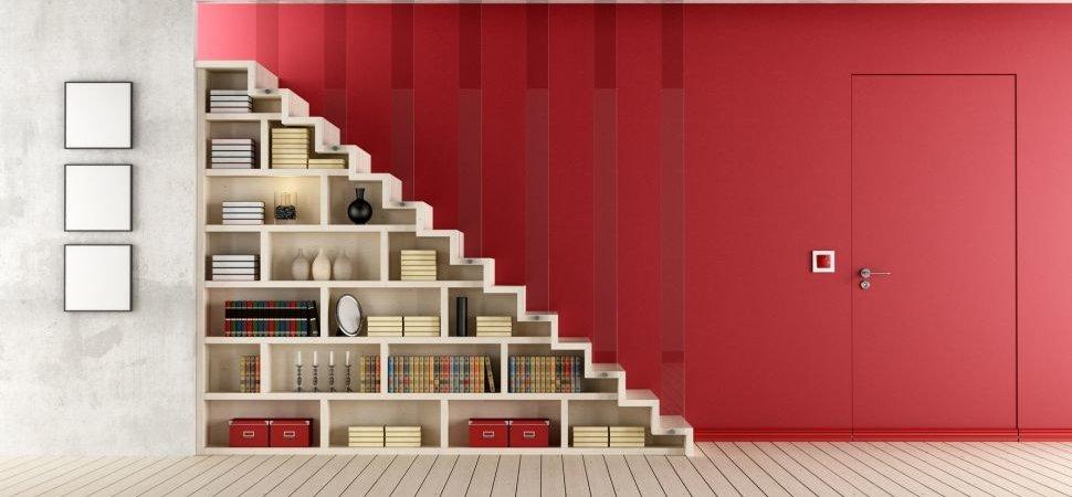Aménagement intérieur Laque pour escaliers