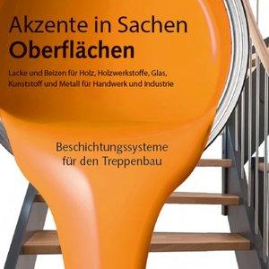 Beschichtungssysteme für den Treppenbau